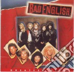 Greatest hits cd musicale di English Bad