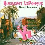Buckshot Lefonque - Music Evolution cd musicale di Lefonque Buckshot