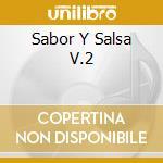 SABOR Y SALSA V.2 cd musicale di ARTISTI VARI