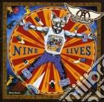 Aerosmith - Nine Lives cd musicale di AEROSMITH