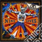 NINE LIVES cd musicale di AEROSMITH