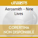 NINE LIVES/MAGNETE cd musicale di AEROSMITH