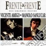 De mi corazon al aire cd musicale di Vicente Amigo