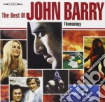 John Barry - The Best Of Themeology cd musicale di John Barry