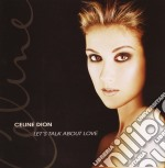 Celine Dion - Let's Talk About Love cd musicale di Celine Dion