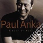 Paul Anka - A Body Of Work cd musicale di Paul Anka