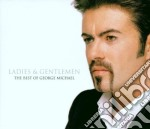 LADIES & GENTLEMEN(BEST OF) cd musicale di George Michael