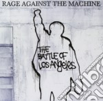 THE BATTLE OF LOS ANGELES cd musicale di RAGE AGAINST THE MACHINE