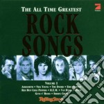 ROCK SONGS VOL.1 cd musicale di ALL TIME GREATEST RO