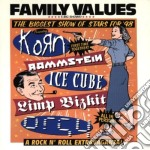 Family Values Tour '98 cd musicale di Values Family