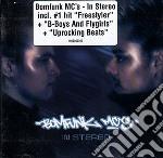 Bomfunk Mc's - In Stereo cd musicale di Mcs Bomfunk
