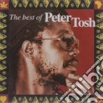 THE BEST OF PETER TOSH cd musicale di Peter Tosh