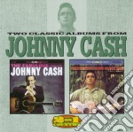 FABULOUS JOHNNY CASH / SONGS OF OUR SOIL cd musicale di CASH JOHNNY