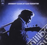 AT SAN QUENTIN(DIGITALLY REMASTERED) cd musicale di Johnny Cash