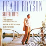 Super hits cd musicale di Peabo Bryson