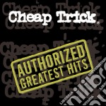 AUTHORIZED GREATEST HITS cd musicale di Trick Cheep