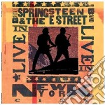 LIVE IN N.Y.CITY (+2 INEDITI) cd musicale di SPRINGSTEEN BRUCE & THE E..
