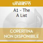 A1 - A List cd musicale di A1