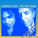 Leonard Cohen - Ten New Songs cd musicale di Leonard Cohen