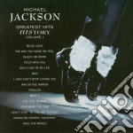 Michael Jackson - Greatest Hits History Vol.1 cd musicale di JACKSON MICHAEL