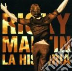 LA HISTORIA cd musicale di Ricky Martin