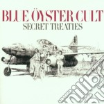 Blue Oyster Cult - Secret Treaties cd musicale di BLUE OYSTER CULT