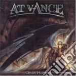 At Vance - Only Human cd musicale di Vance At