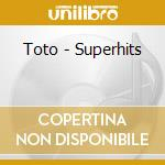 Super hits cd musicale di Toto