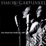 Simon & Garfunkel - Live From New York City cd musicale di SIMON & GARFUNKEL