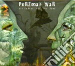 Perzonal War - Different But The Same cd musicale di War Perzonal