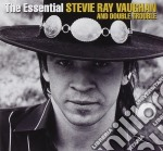 THE ESSENTIAL S.R.V. (2CD) cd musicale di VAUGHAN STEVIE RAY AND DOUBLE