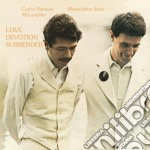 Santana - Love Devotion Surrender cd musicale di SANTANA/MCLAUGHLIN