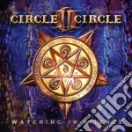 WATCHING IN SILENCE - DIGIPACK cd musicale di CIRCLE II CIRCLE