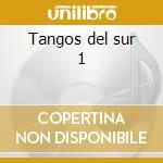 Tangos del sur 1 cd musicale di Julio Sosa