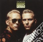Bros - The Best Of cd musicale di Bros