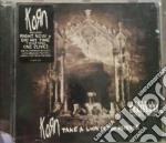 TAKE A LOOK IN THE MIRROR cd musicale di KORN