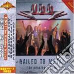 NAILED TO METAL                           cd musicale di U.D.O.