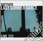 LAST SUMMER DANCE LIVE cd musicale di Franco Battiato