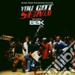 Street dance fighter/you got served cd musicale di Ost