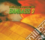 SAMBASS VOL.2 cd musicale di ARTISTI VARI