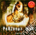 Perzonal War - Faces cd musicale