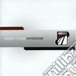 Epsilon Minus - Reinitialized cd musicale di Minus Epsilon