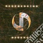 Regenerator - Disease cd musicale di REGENERATOR