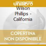 California cd musicale di Phillips Wilson