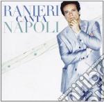 RANIERI CANTA NAPOLI cd musicale di Massimo Ranieri