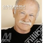 UNA LUNGA STORIA                          cd musicale di Gino Paoli