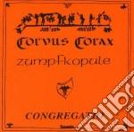 Corvus Corax - Congregatio cd musicale di Corax Corvus