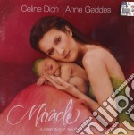 Celine Dion - Miracle cd musicale di CELINE DION