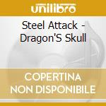 Dragon's skull cd musicale