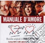 MANUALE D'AMORE cd musicale di Paolo Buonvino